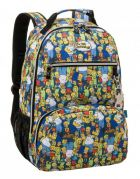 Mochila Grande The Simpsons Pictures Pacific 7402604