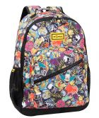 Mochila Grande The Simpsons Miscelaneous Pacific 7401904