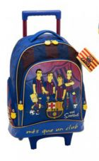 Mochila Grande com Roda The Simpsons 940G01 - Barcelona