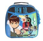 Lancheira Ben 10 Blue Hero Boy 60035