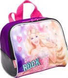 Lancheira Barbie Rock'n Royals 64349-48 (Roxo)