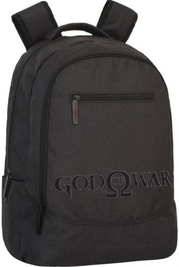 Mochila Grande God of War Tilibra 14932