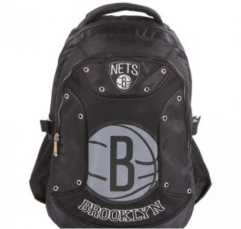 Mochila Notebook Masculina NBA - Brooklyn Nets Dermiwil 60316