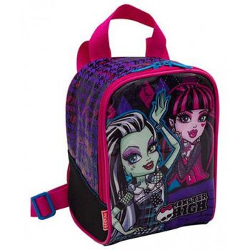 Lancheira Monster High 15M Plus 63702