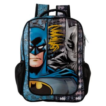Mochila Grande Batman Faces DC Xeryus 4972