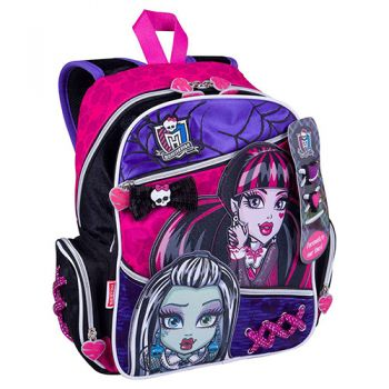 Mochila Grande Monster High 15Z Sestini 63593