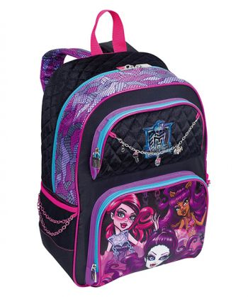 Mochila Grande Monster High 16Y01 Sestini 64023