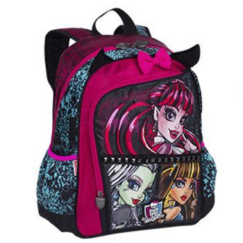 Mochila Grande Monster High 16Z Sestini 64193