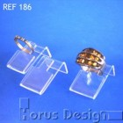 REF 186 - Display para Anel - Kit com 20