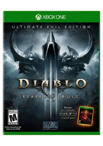 Diablo 3: Reaper of Souls Ultimate Evil Edition Xbox One