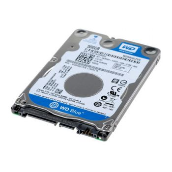 HD WD para Notebook SATA 3 500GB 5400RPM