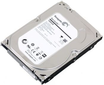 HD Interno 3,5'' 1TB SATA 3 Barracuda - Seagate