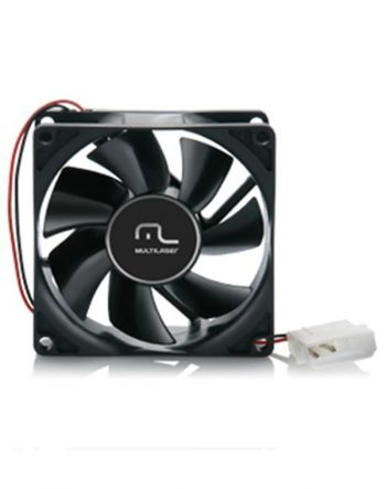 Case Fan 80mm - Multilaser