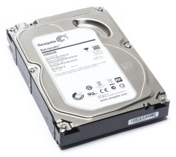 HD Interno 3,5'' 2TB SATA 3 Barracuda - Seagate