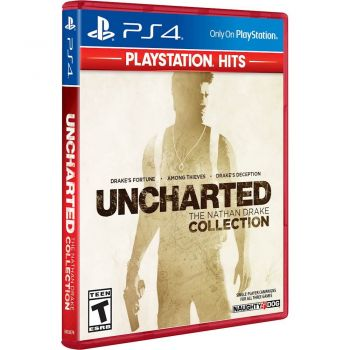Uncharted - The Nathan Drake Collection Hits - PS4