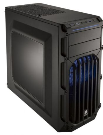 Gabinete Carbide SPEC-03 c/ Janela Led Azul - Corsair