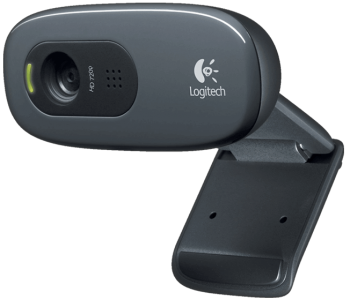 WebCam C270 HD 720P - Logitech