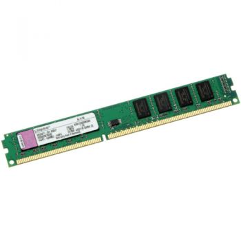Memória RAM Desktop 4GB DDR3 1600MHz CL11 DIMM - Kingston