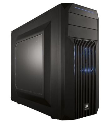 Gabinete Carbide SPEC-02 c/ Janela  LED Azul - Corsair