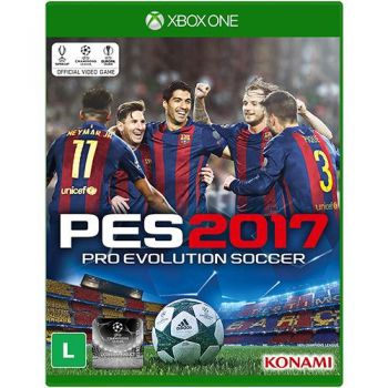 Pro Evolution Soccer 2017 (PES 2017) - XBOX ONE