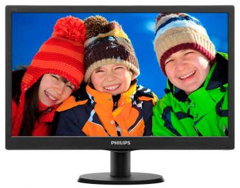 "Monitor LED 18,5"" 193V5LHSB - Philips"