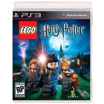 Lego Harry Potter Anos 1-4 - PS3