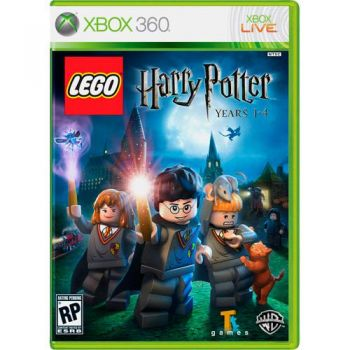 Lego Harry Potter Anos 1-4 - XBOX 360