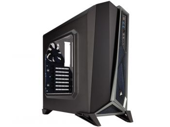 Gabinete Carbide Series SPEC-ALPHA Preto/Cinza c/ Janela - Corsair