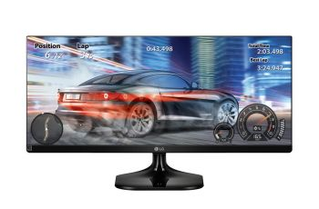 Monitor LED IPS 25'' UltraWide 21:9 Full HD 25UM58 - LG