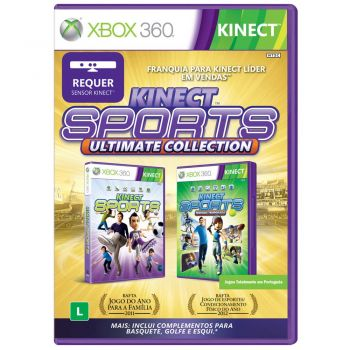 Kinect Sports Ultimate Collection - XBOX 360 KINECT