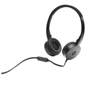 Headset Casque Dobravel  H2800 Preto  - HP