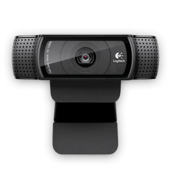 WebCam C920 HD 1080P - Logitech