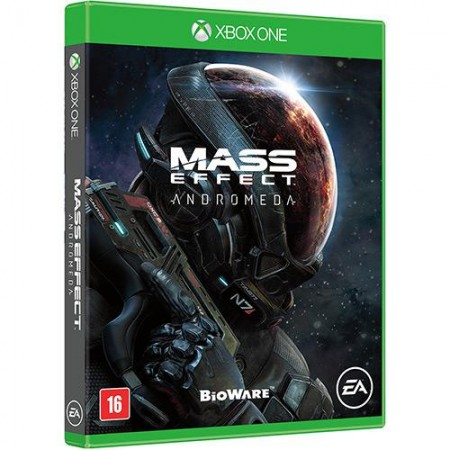 Mass Effect - Andromeda - Xbox One  - foto principal 1