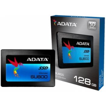 SSD 128GB Ultimate 2,5 SATA SU800 - Adata