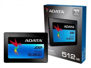 SSD 512GB Ultimate 2,5 SATA SU800 - Adata