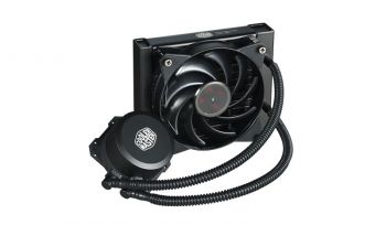 CPU Water Cooler MasterLiquid Lite 120V - Cooler Master