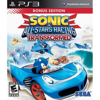 Sonic All Stars Racing Transformed - PS3