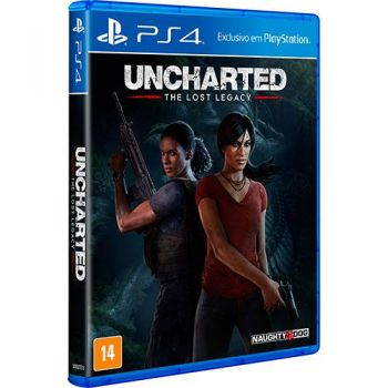 Uncharted The Last Legacy - PS4