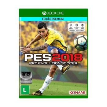 Pro Evolution Soccer 2018 ( PES 2018 ) - Xbox One