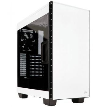 Gabinete Carbide Series Clear 400C C/Janela Branco - Corsair