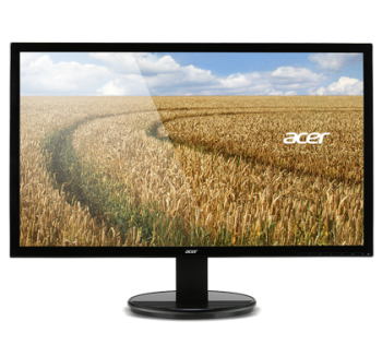 Monitor LED 21,5'' Full HD K222HQL - ACER