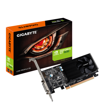 Placa de Video GeForce GT 1030 LOW PROFILE 2GB DDR5 - Gigabyte