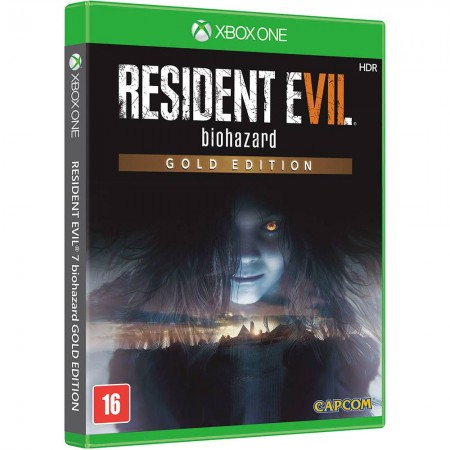 Resident Evil  7 Gold Edition - Xbox One  - foto principal 1