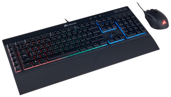 Kit Teclado e Mouse K55 + Harpoon RBG - Corsair