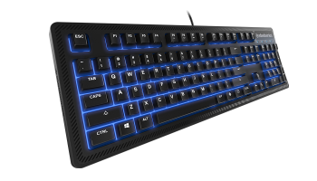 Teclado APEX 100 Led Azul - Steelseries
