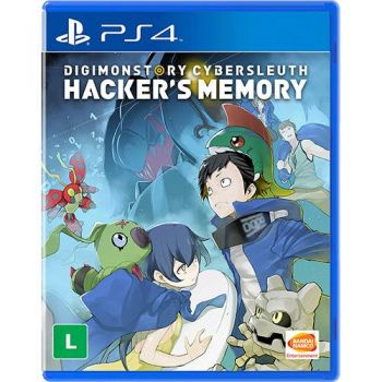 Digimon Story Cyber Steuth - Hacker's Memory - PS4
