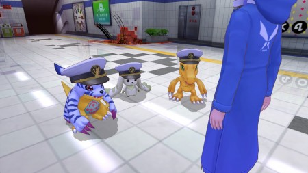 Digimon Story Cyber Steuth - Hacker's Memory - PS4  - foto principal 1