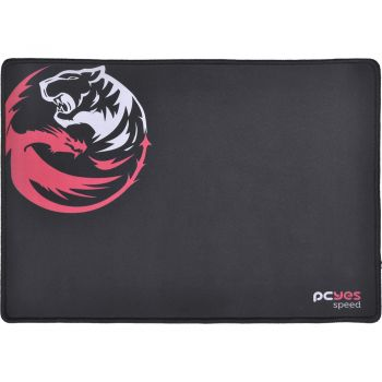 Mouse Pad Dash Speed Preto - Pcyes