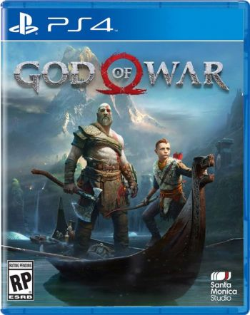 God of War - PS4 [ Pré-Venda 20/04/2018 ]