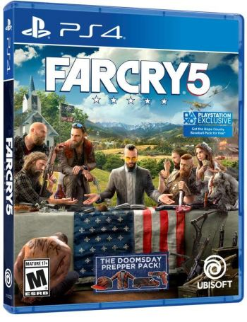 Far Cry 5 - PS4 [ Pré- Venda 28/02/2018 ]